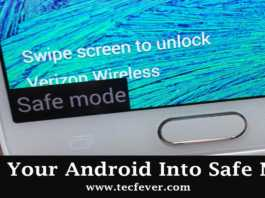 Boot Your Android Into Safe Mode